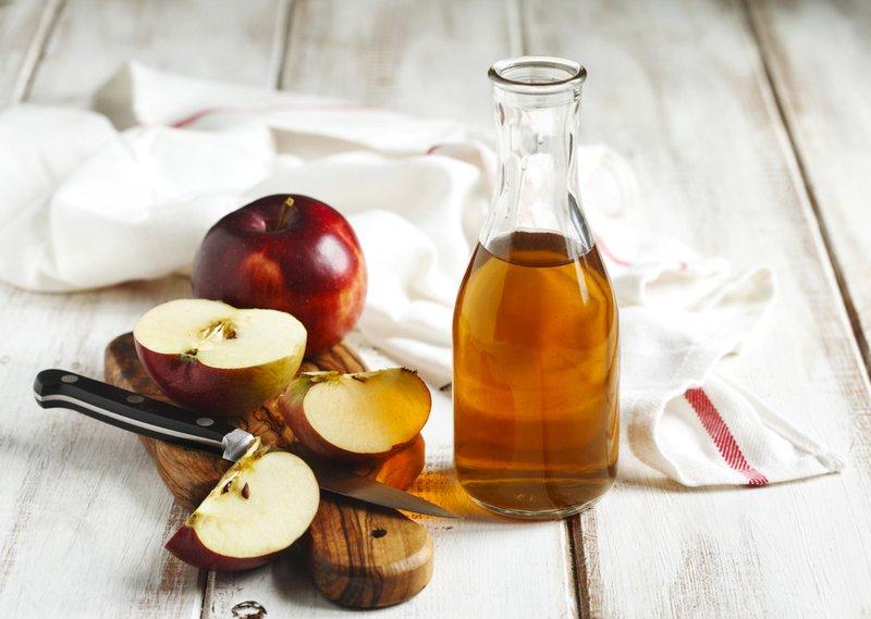 Cuka apel untuk atasi sendawa bau