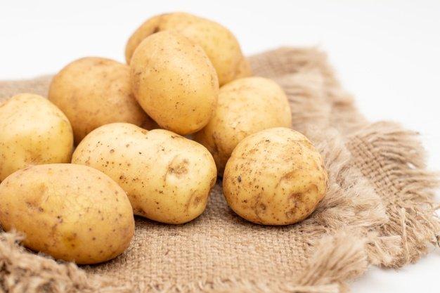sumber protein nabati - kentang