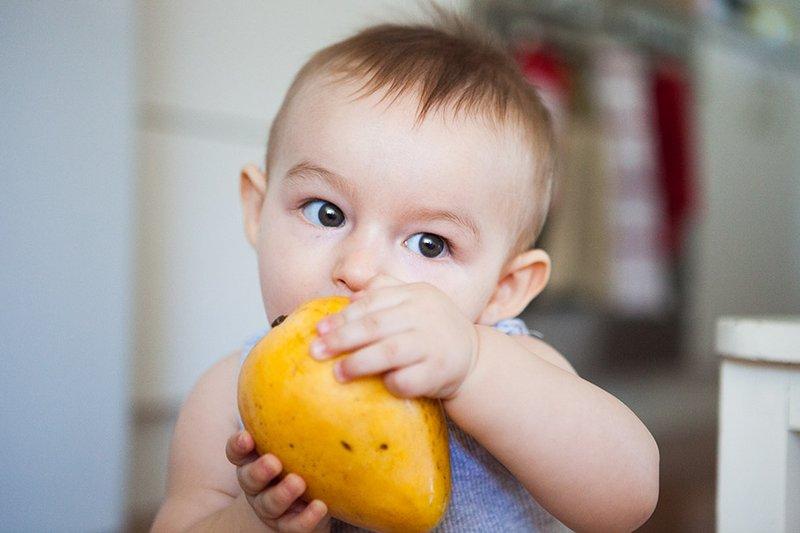 Mangga Untuk Bayi, Ketahui Waktu Tepat Untuk Memperkenalkannya 1