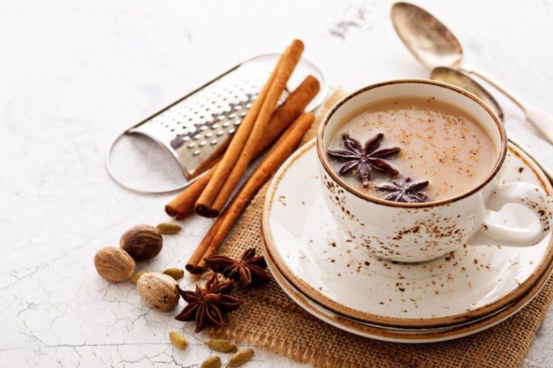 teh masala untuk batuk