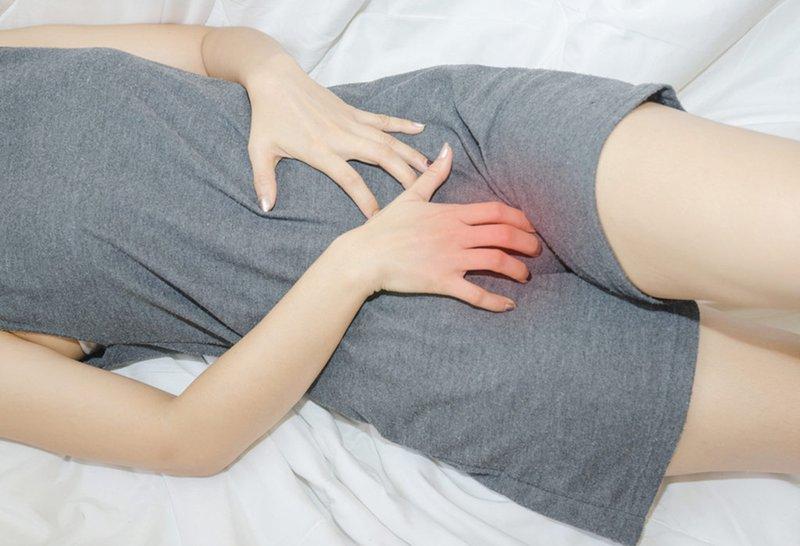 Masalah Kesehatan Selama Kehamilan - Nyeri Selangkangan.jpg