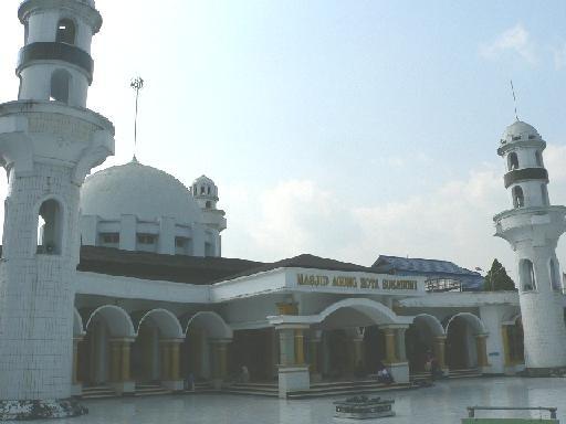 Masjid Agung Sukabumi