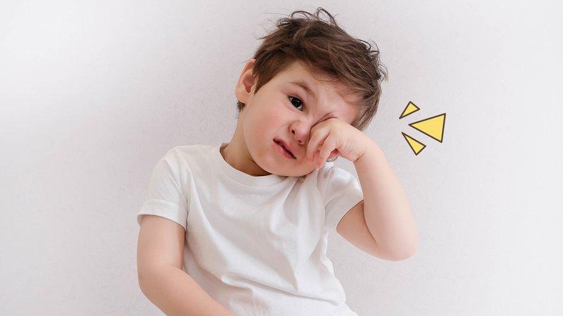 3 Cara Mengatasi Mata Anak yang Gatal