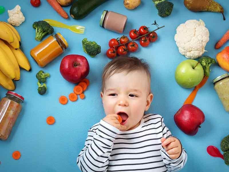 Membiasakan Bayi Menjadi Vegetarian, Perhatikan Ini! 1