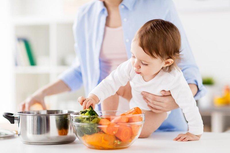 Membiasakan Bayi Menjadi Vegetarian, Perhatikan Ini! 3