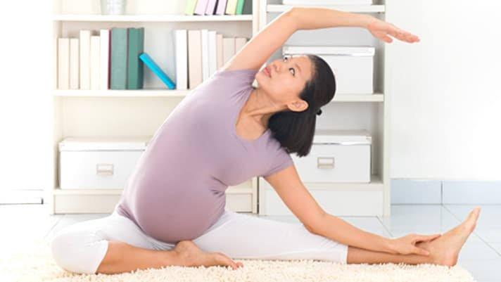 pertumbuhan jaringan tubuh ibu hamil