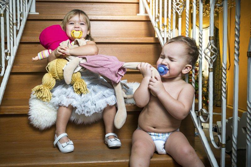 Perkembangan Bayi 18 Bulan