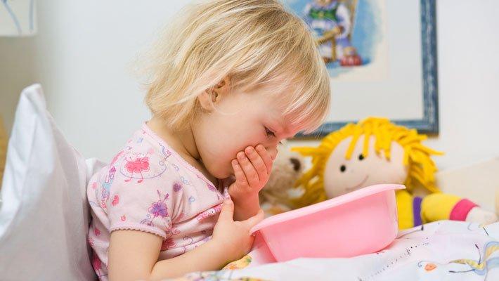 penyebab muntaber pada anak