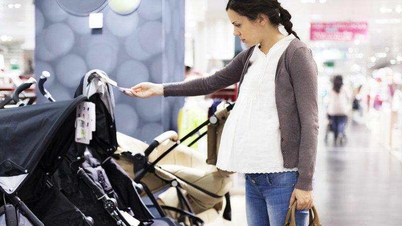 pengeluaran perlengkapan bayi