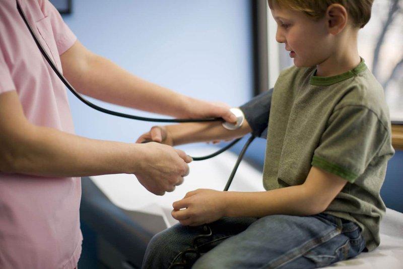 Moms, Anak juga Bisa Alami Tekanan Darah Rendah Lho