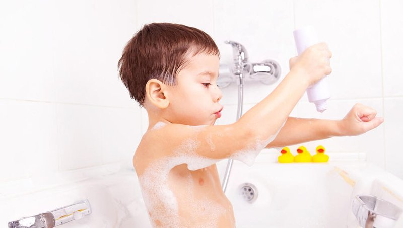 tips merawat kulit anak-1