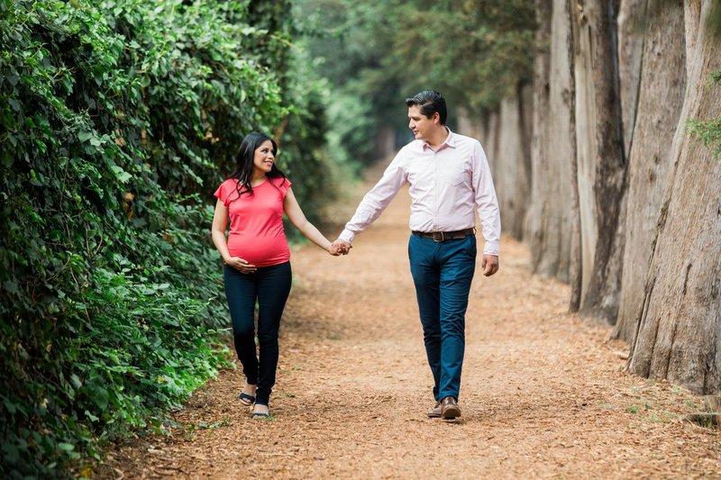 tips jalan kaki saat hamil