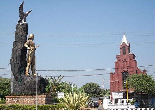 Monumen Syu Kediri