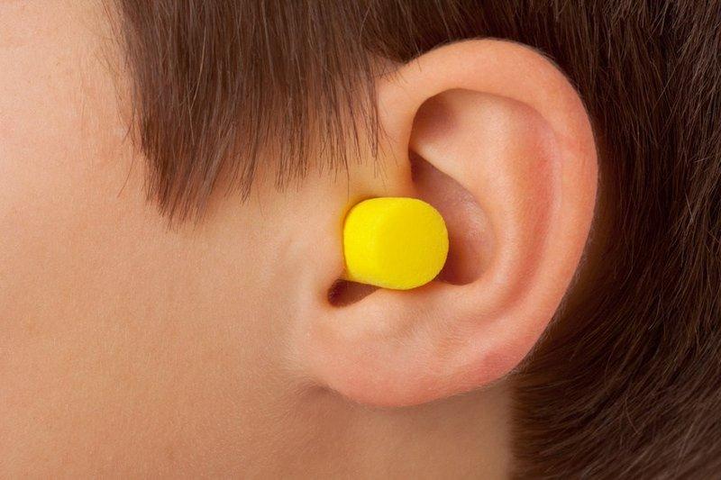 Noise Induced Hearing Loss pada anak