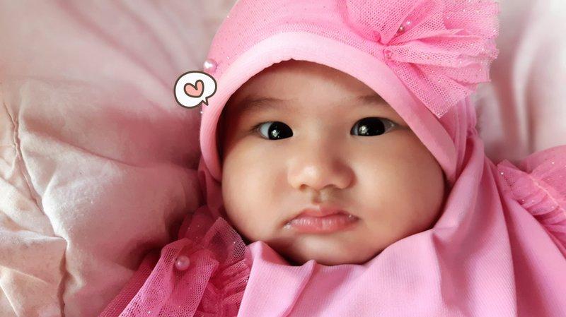 50 nama bayi perempuan Jawa dan Islami