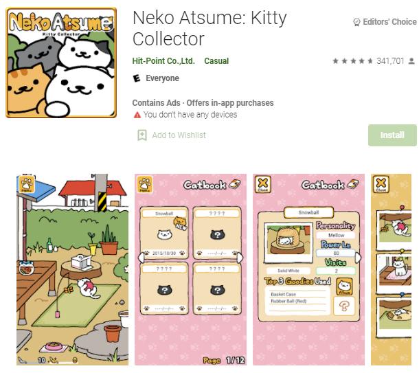 Neko Atsume Kitty Collector.png