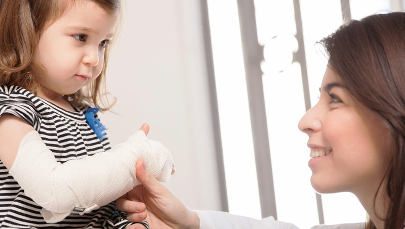 Nursemaid Elbow, Bahaya Mengayunkan Balita Dengan Menarik Lengannya 2.jpg