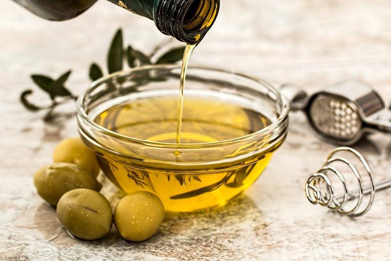 kandungan terbaik dalam sampo-minyak zaitun