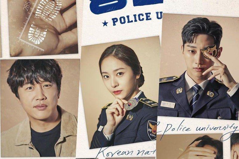 Police University Episode 3