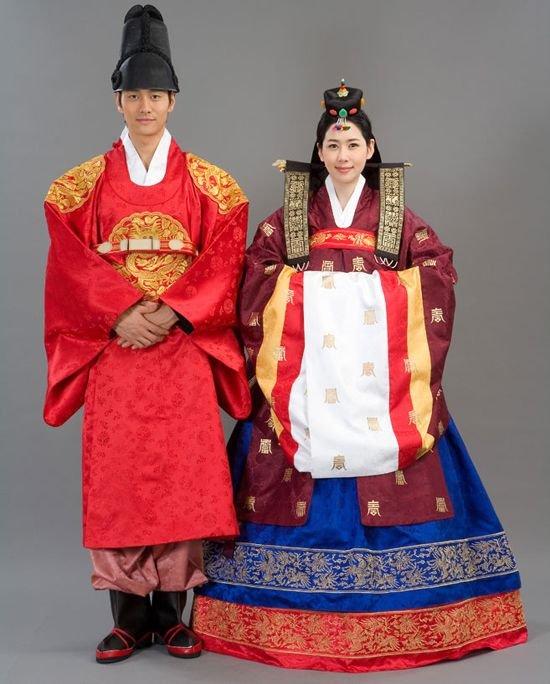 Pakaian Pernikahan Korea.jpg