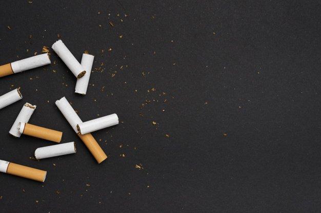 Pantangan Flek Paru pada Anak asap rokok.jpg