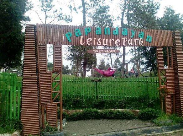 Wisata Papandayan Leisure Park