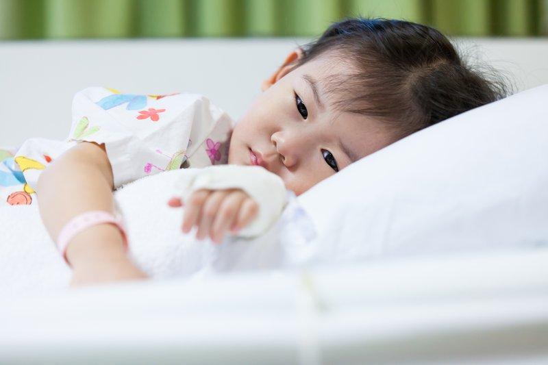 masalah paru-paru pada anak