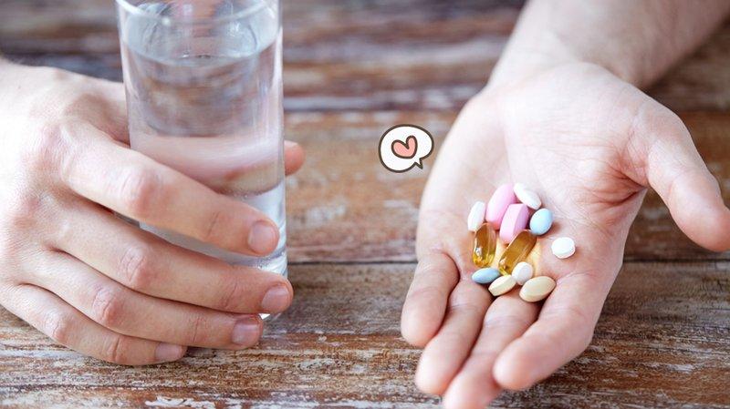vitamin untuk program hamil suami: vitamin b