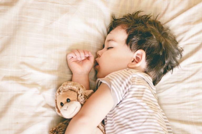 jam tidur balita