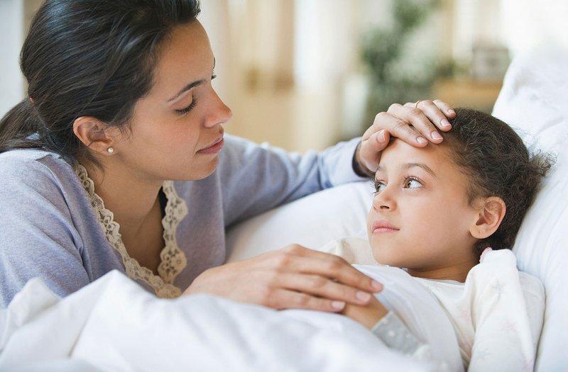 Penyebab Anak Susah Tidur di Malam Hari - gangguan medis.jpeg