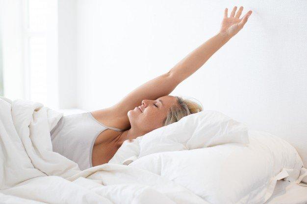 manfaat senan aerobik-membantu tidur