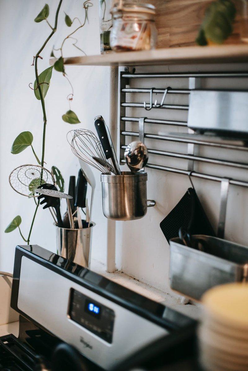 Perabotan Dapur Minimalis