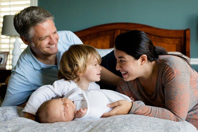 anak bisa tidur lelap lebih lama