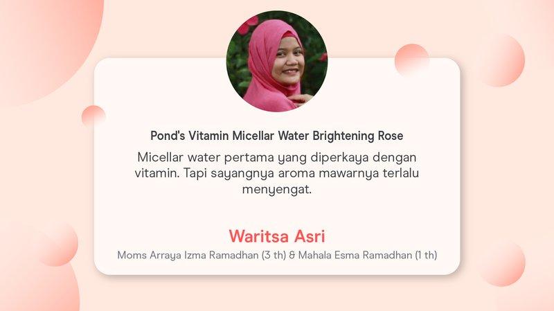 Pond's Vitamin Micellar Water Brightening Rose-Testimoni.jpg