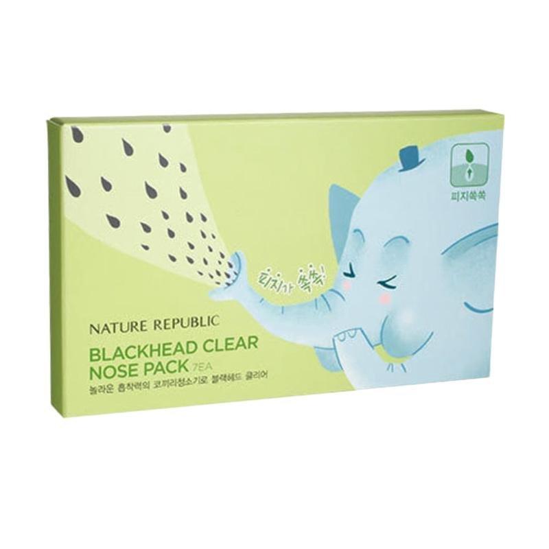 Nature Republic Blackhead Clear 3 Step Nose Pack.jpg