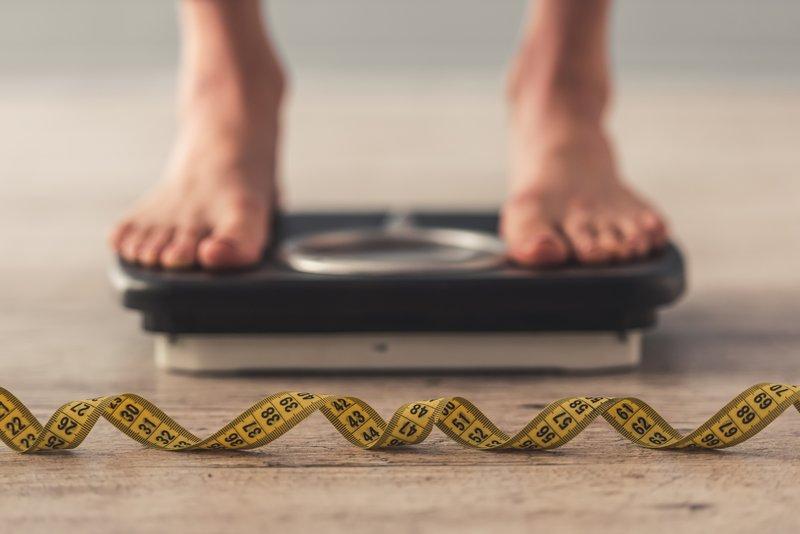penyebab impotensi: obesitas