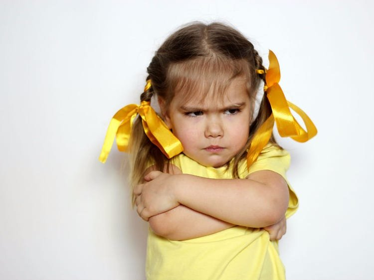 gejala ketika anak kurang protein