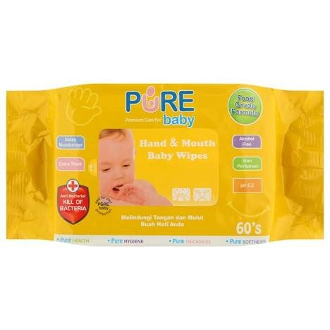 Pure Baby Hand and Mouth Baby Wipes.jpg