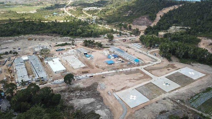 rumah sakit Pulau Galang