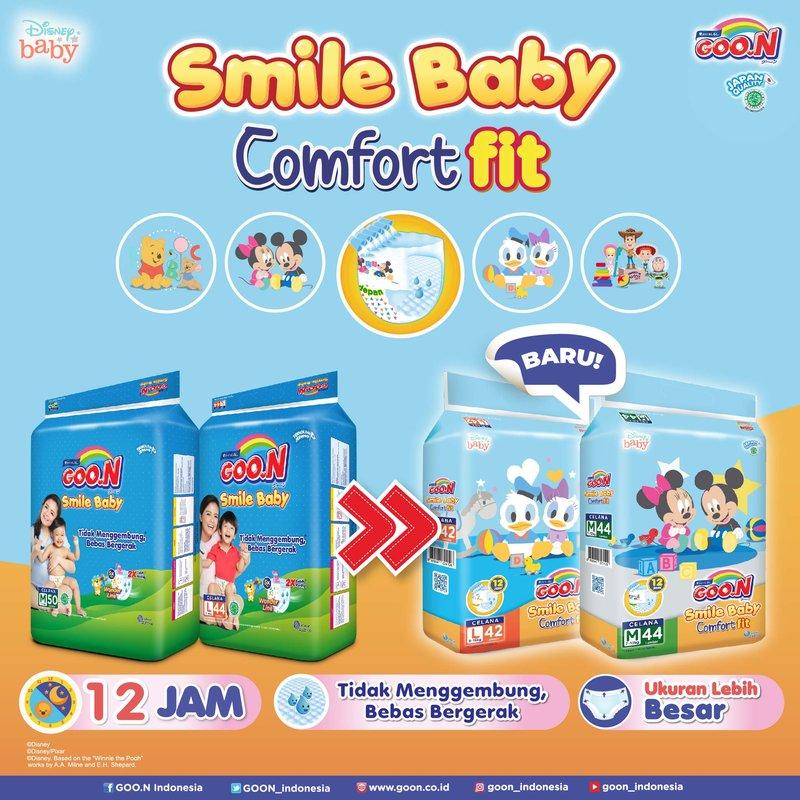 GOO.N Smile Baby Comfort Fit ( Disney Edition )