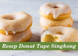 Resep Donat Tape Singkong, Enggak Kalah Enak dari Donat Kentang