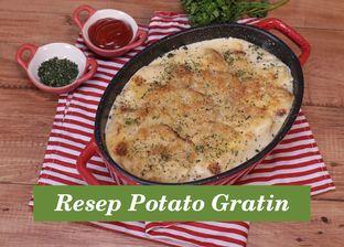 Resep Potato Gratin untuk Penggemar Kentang
