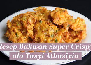 Resep Bakwan Super Crispy Ala Tasyi Athasiyia, Antigagal!