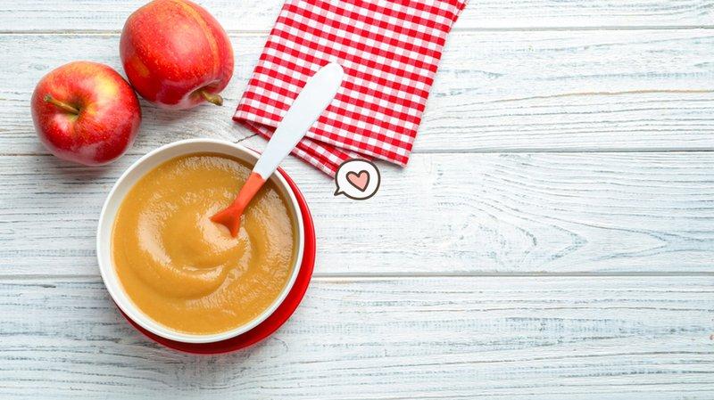puree buah obat batuk alami bayi