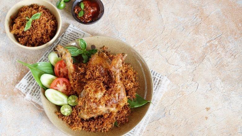 Resep Ayam Serundeng-Resep Ayam Serundeng Kelapa.jpg
