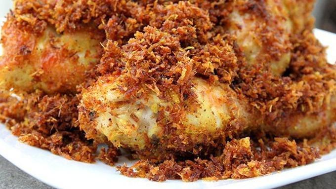 Resep Ayam Serundeng-Resep Ayam Serundeng Manis.jpg