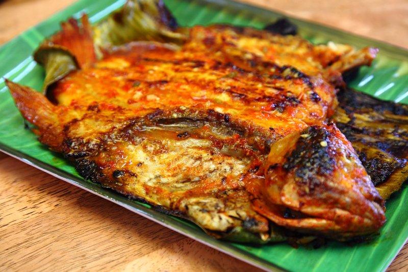 Resep Bumbu Ikan Bakar Padang