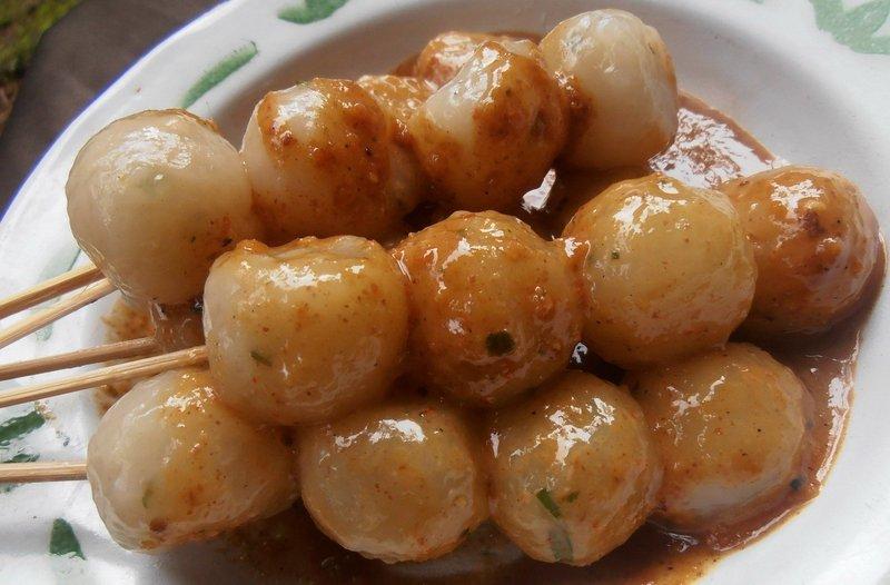 Resep Bumbu Kacang Cilok