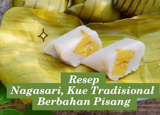 Resep Nagasari, Kue Tradisional Berbahan Pisang