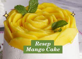 Lembut dan Segar, Yuk Coba Bikin Resep Mango Cake!